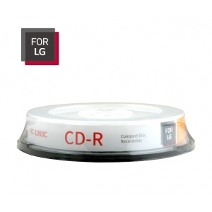 [FOR LG]CD-R 10P Cake RC-1000C